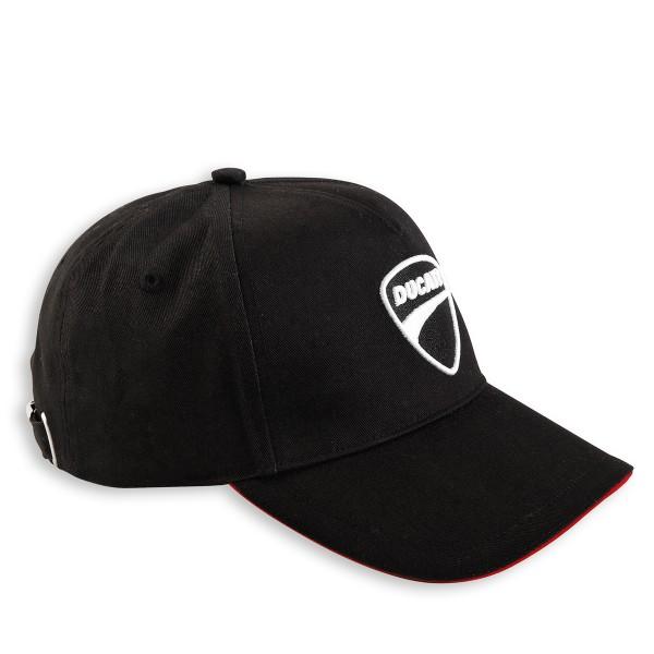 DUCATI Company Cap schwarz