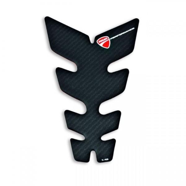 Ducati Tankpad aus Carbon für 1199 Panigale