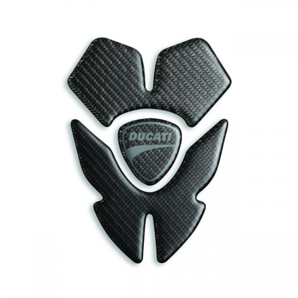 Ducati Tankpad aus Carbon für Monster 1200