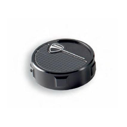 DUCATI Deckel für Bremsflüssigkeitsbehälter hinten