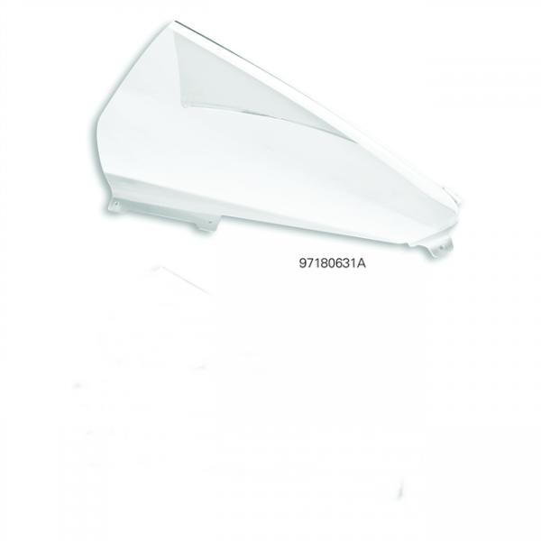 DUCATI Vergrößerte Cockpitverkleidung transparent