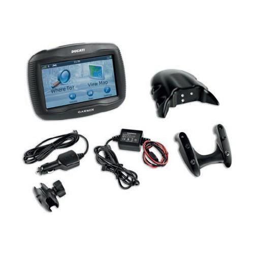 Ducati Navigationskit Zumo390 für DIAVEL