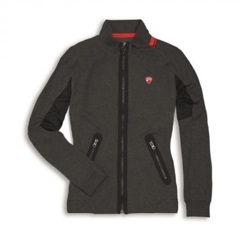 DUCATI D-Attitude Sweatshirt Jacke