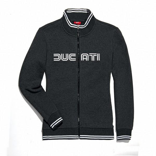 DUCATI Damen Sweatshirt Jacke GIUGIARO