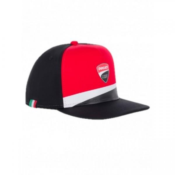 DUCATI Corse Badge Flat visor Cap