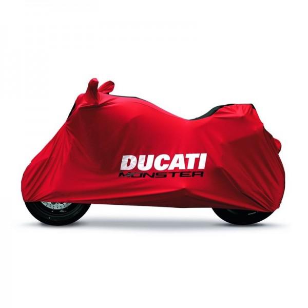 DUCATI Motorradabdecktuch für Innenbereiche