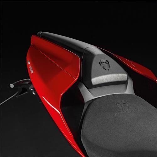 Ducati Sozius Sitzbankabdeckung 959 Panigale rot