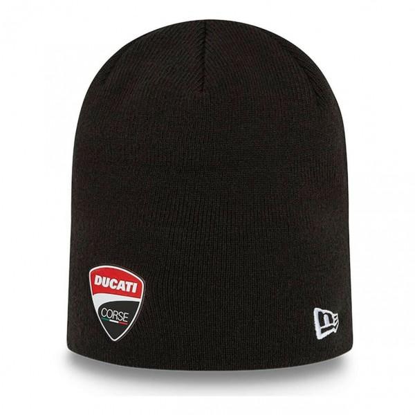 DUCATI Corse Mütze Total Black