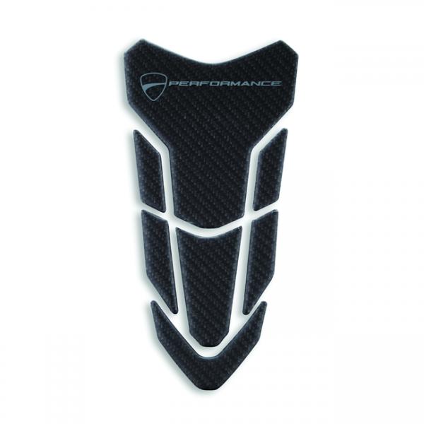 DUCATI Tankpad aus Carbon für Panigale V4