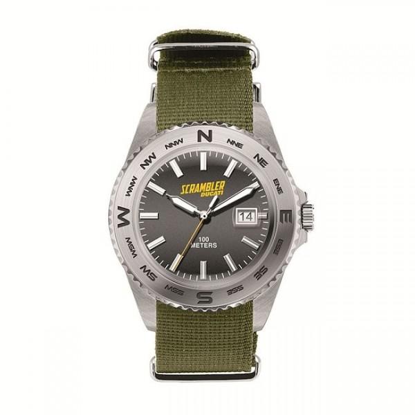 DUCATI Scrambler Compass Armbanduhr