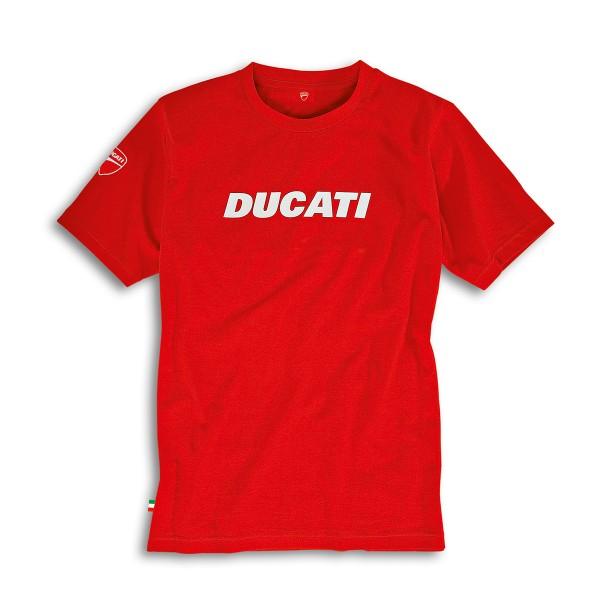 DUCATI Ducatiana 2 T-Shirt rot