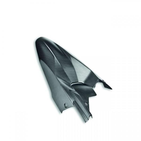 DUCATI Hinterer Kotflügel aus Kohlefaser