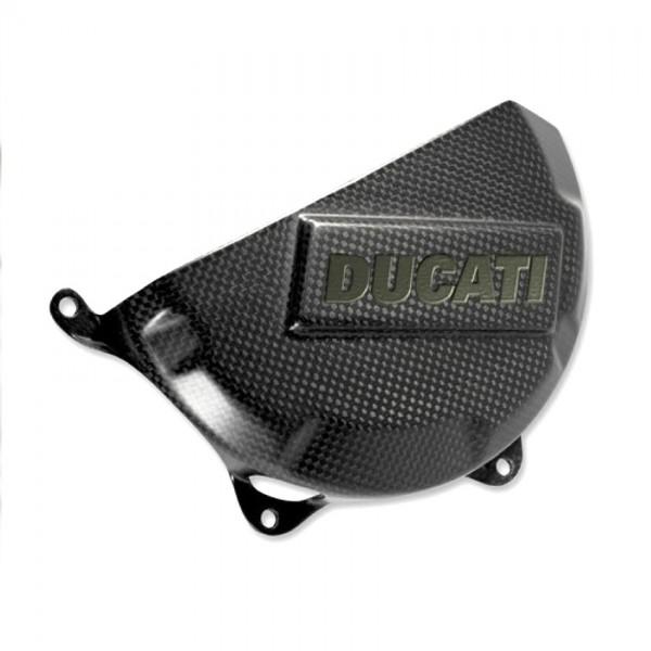 Ducati Carbon Kupplungsdeckel-Schutz