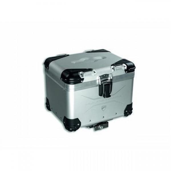 DUCATI Top Case aus Aluminium