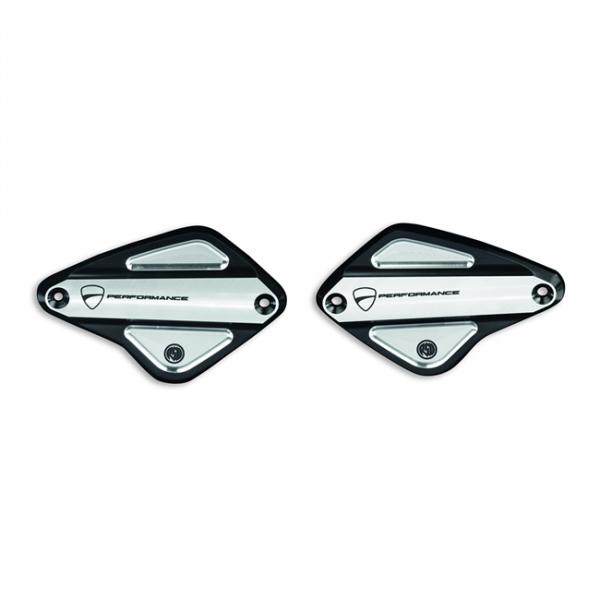 DUCATI Cover für Brems- und Kupplungsflüssigkeitsbehälter