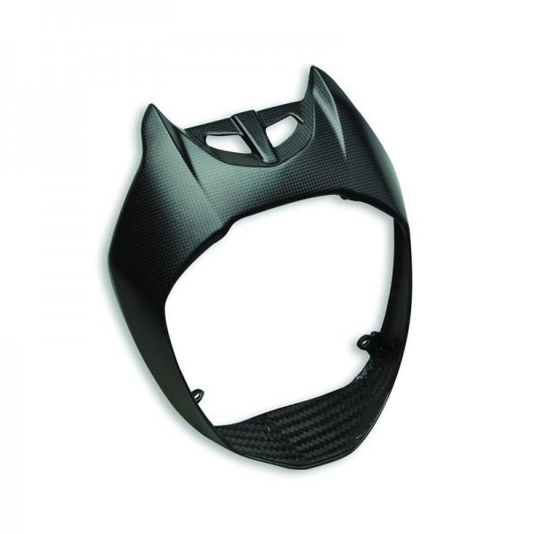 DUCATI Diavel 1260 Cover für Scheinwerfer aus Carbon