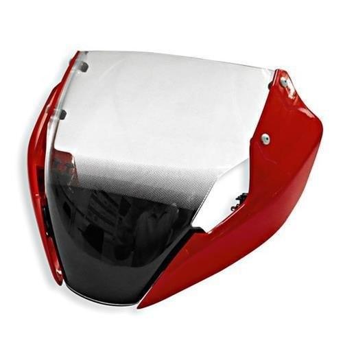 DUCATI Cockpitverkleidung Sport Rot