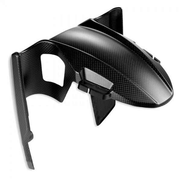 DUCATI Carbon Radabdeckung vorn für New Hypermotard 950
