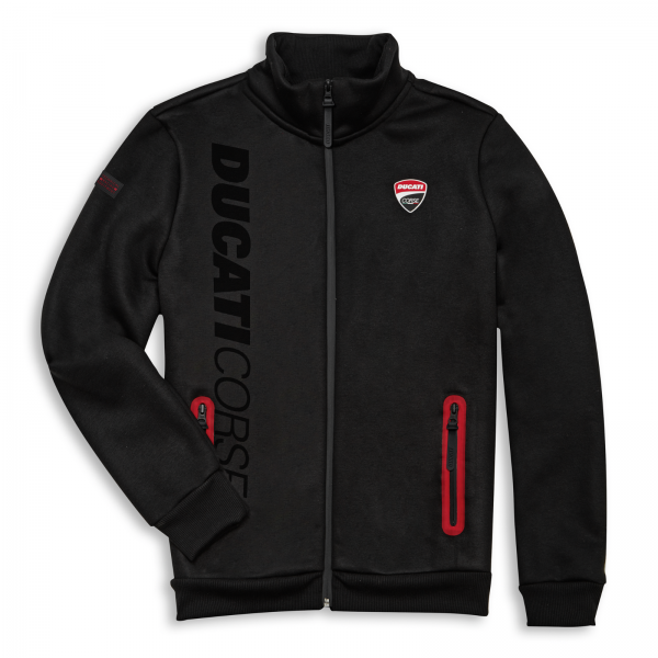 DUCATI Corse Track Fleece Jacke