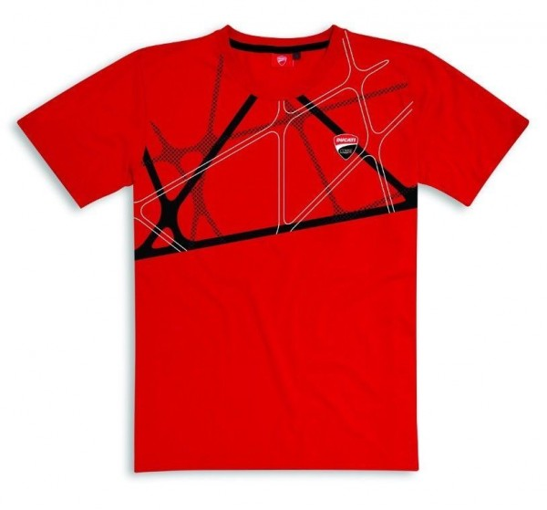 DUCATI Graphic Net T-Shirt