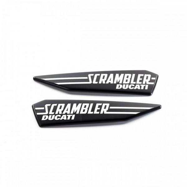 """Scrambler Ducati Tankaufkleber """"Icon"""""""