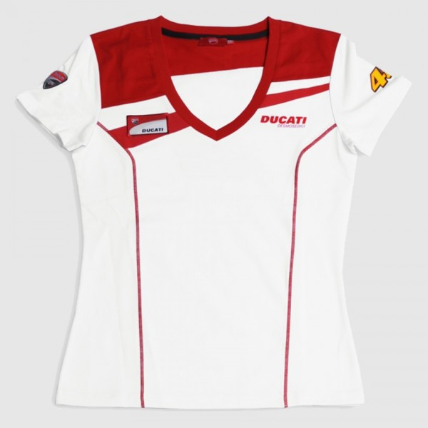 "DUCATI Damen T-Shirt "" D46 Team """
