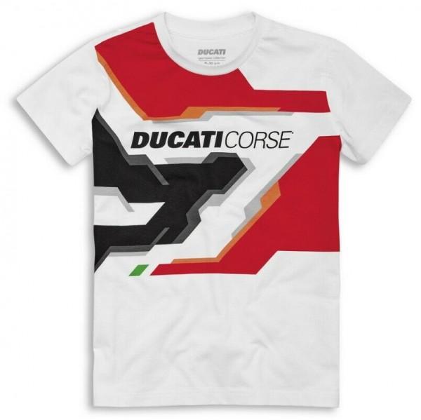 DUCATI Racing Spirit Kinder T-Shirt