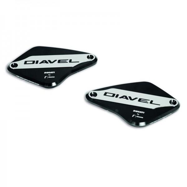 DUCATI Cover für Brems- und Kupplungsflüssigkeit